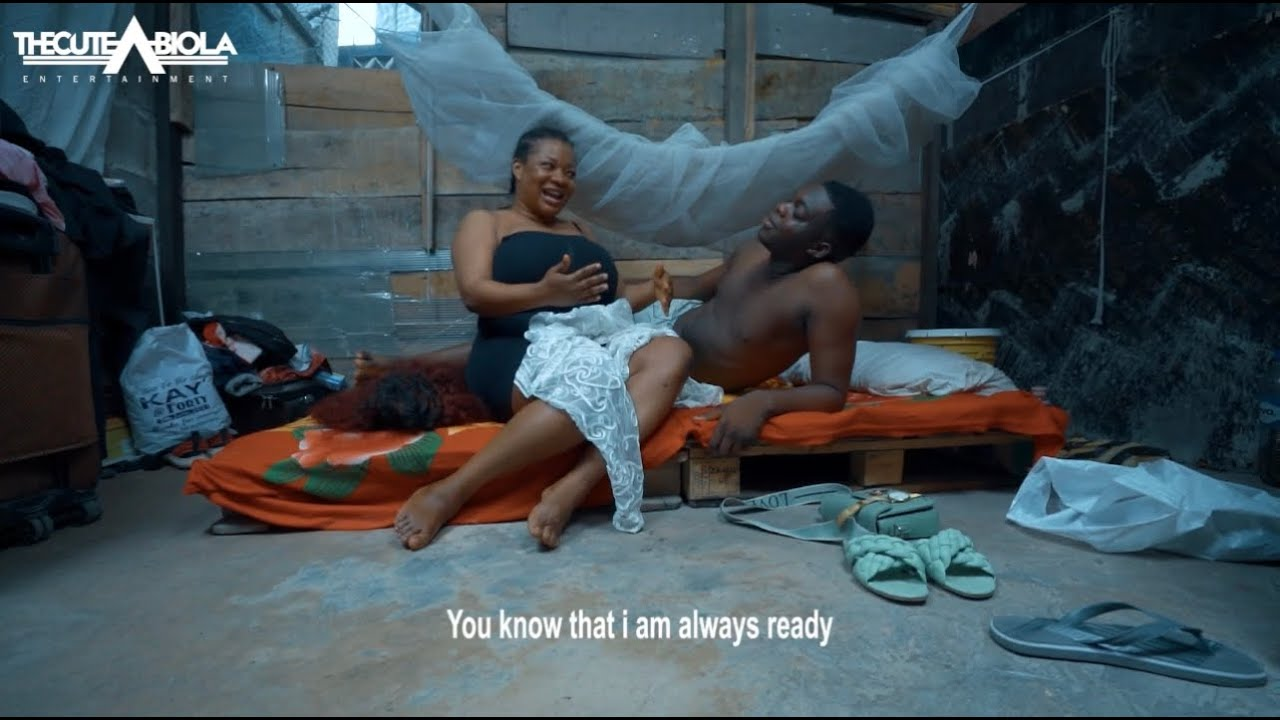 Download LADERIN CAUGHT SLEEPING WITH A BANKER WIFE - LADERIN (EPISODE 2) THECUTE ABIOLA | EXPATRIATE | ABIKE