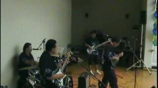 "Crosswinds Band ""Blue Light"""