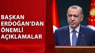 Başkan Recep Tayyip Erdoğandan kritik açıklamalar Oyunları gördük, tuzakları bozduk