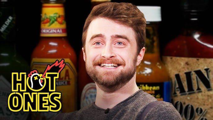 Daniel Radcliffe Catches a Head Rush While Eating Spicy Wings | Hot Ones