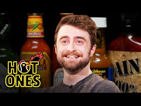 Daniel Radcliffe Catches