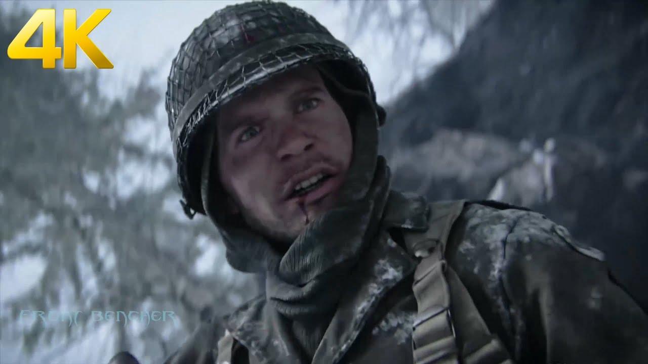 Call of duty ww2 4k gameplay walkthrough part 10 ambush - Is cod ww2 4k ...