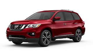 2018 Nissan Pathfinder - NissanConnect® with Navigation and Services (if so equipped)