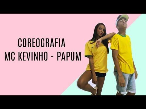 Coreografia Mc Kevinho - Papum  (Original) thumbnail