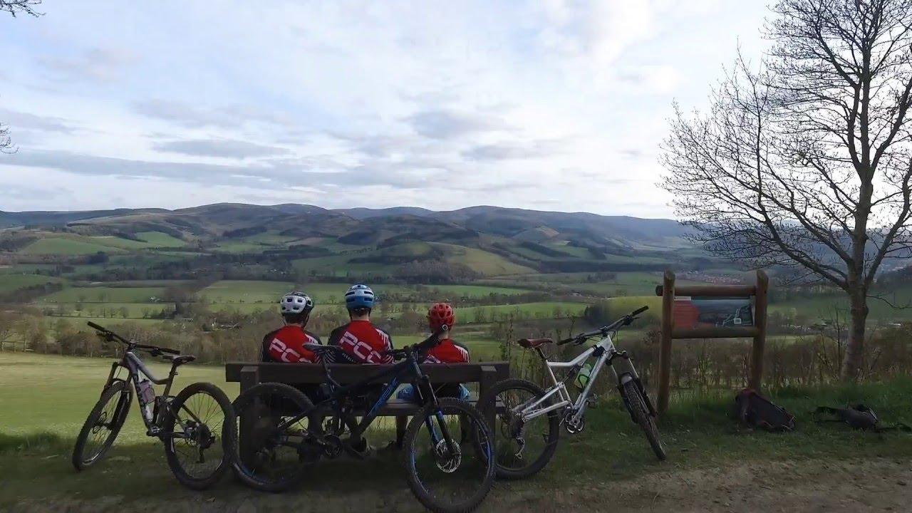 Boys on bikes: Tweedlove film competition 2016