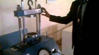 Rajdhani Engineering College, Jaipur- (Spring Testing Machine)_Rec Tech Jaipur_