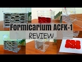 Ants Russia Store | Formicarium ACFK-1 Review