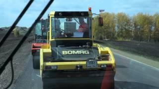 Машинист дорожностроительных машин