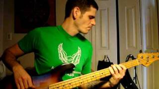 Stone Temple Pilots - Wicked Garden (Bass Cover)