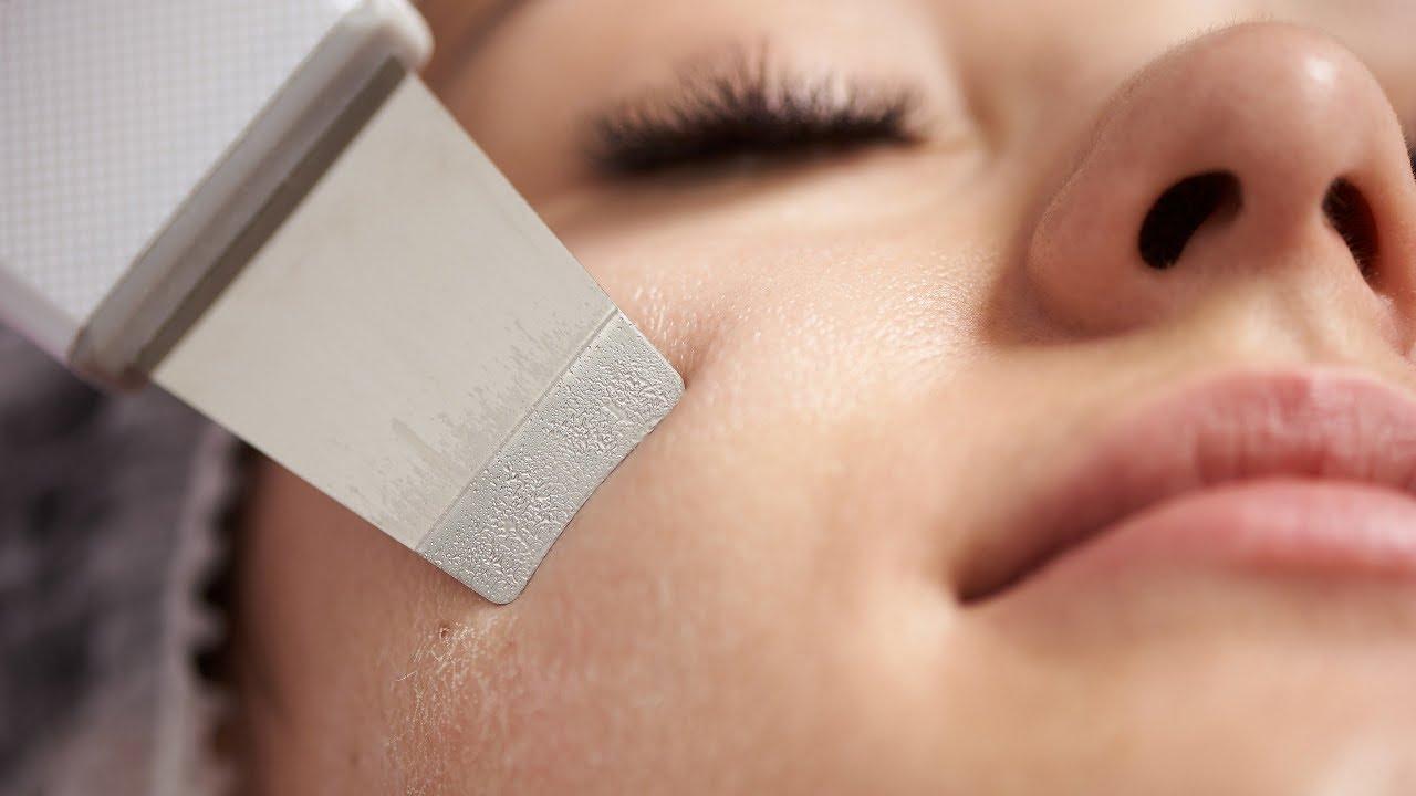 Skin Scrubber Device, Pores Cleanser Exfoliator Blackhead Remover Comedones  Extractor - YouTube