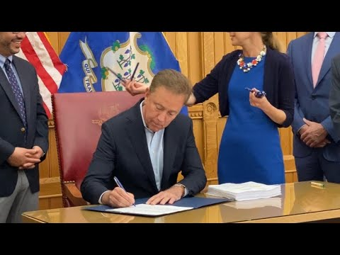 Lamont Signs Legislation Legalizing Cannabis In Connecticut