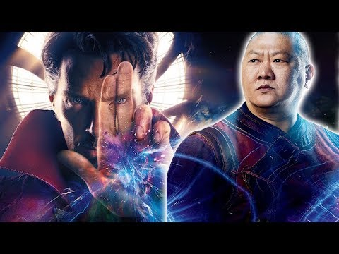 Doctor Strange 2 Filming