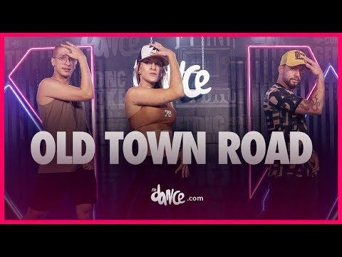 Old Town Road - Lil Nas X Ft. Billy Ray Cyrus | FitDance TV (Coreografia Oficial)