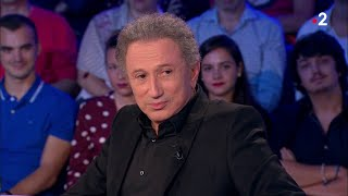 Michel Drucker - On n'est pas couché 13 octobre 2018 #ONPC