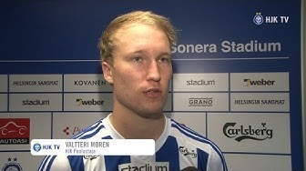 HJK TV: HJK - Jaro 4-0 Valtteri Moren