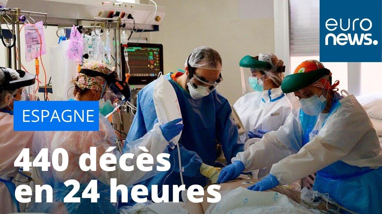 L'Espagne a dépassé la barre des 22 000 morts du coronavirus