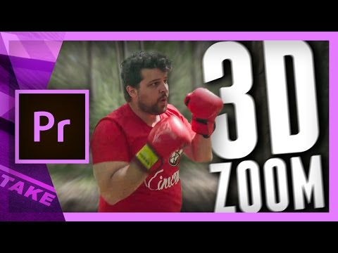 3D Parallax Zoom Transition in Premiere Pro | Cinecom net