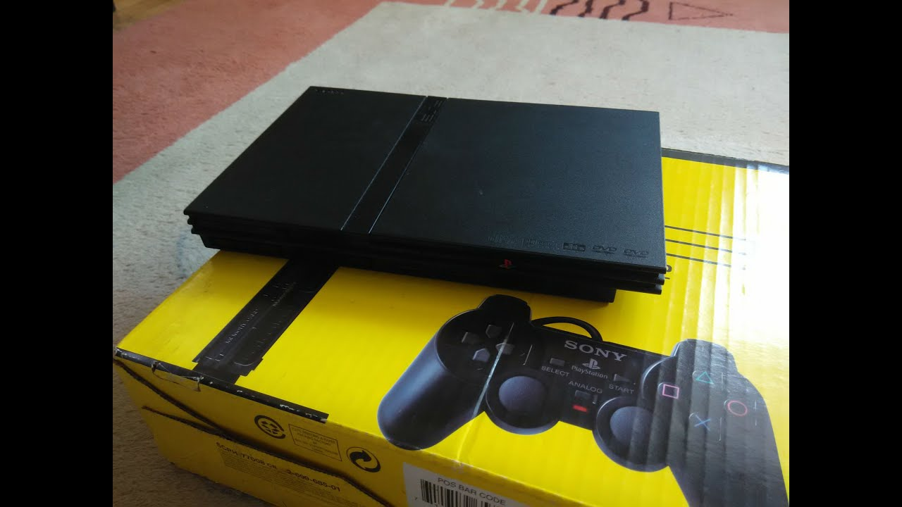 sony playstation 2 slim. sony playstation 2 slim j