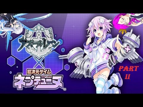 Gacha Hell - Azur Lane x Neptunia Collab Event Part Nii (of 2)