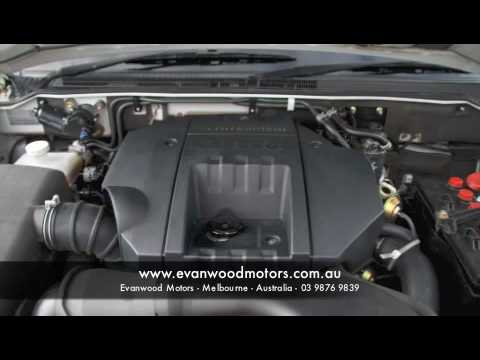 Mitsubishi Pajero - 4x4  Evanwood Motors Car City