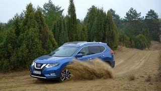 Nissan X-Trail – Od prašume do pustinje za 24 sata