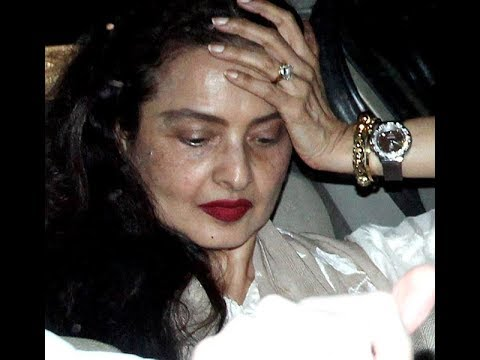 Rekha Was Beaten with Sandle by Vinod Mehra's Mother