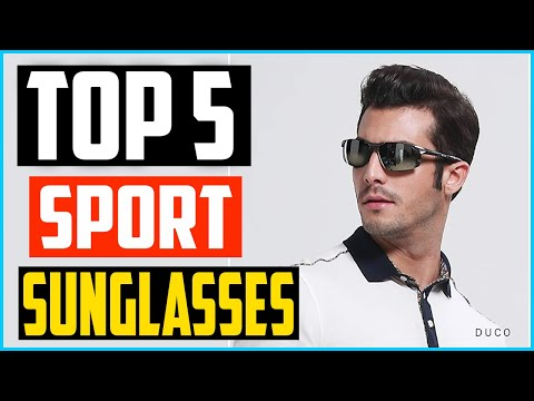Top 5 Best Sport Sunglasses in 2020 – Best For Driving Sport Activity