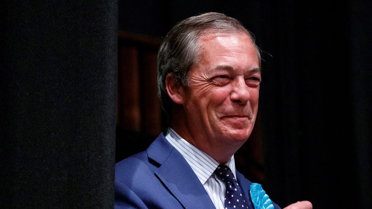 Elections Européennes Au Royaume Uni: Elections Européennes : Large Victoire Du Parti Du Brexit