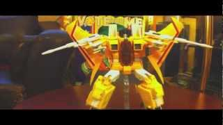 Transformers Masterpiece: MP-11s Sunstorm Review