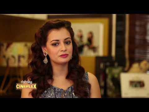 Dia Mirza on how she got her first film Rehna Hai Tere Dil Mein