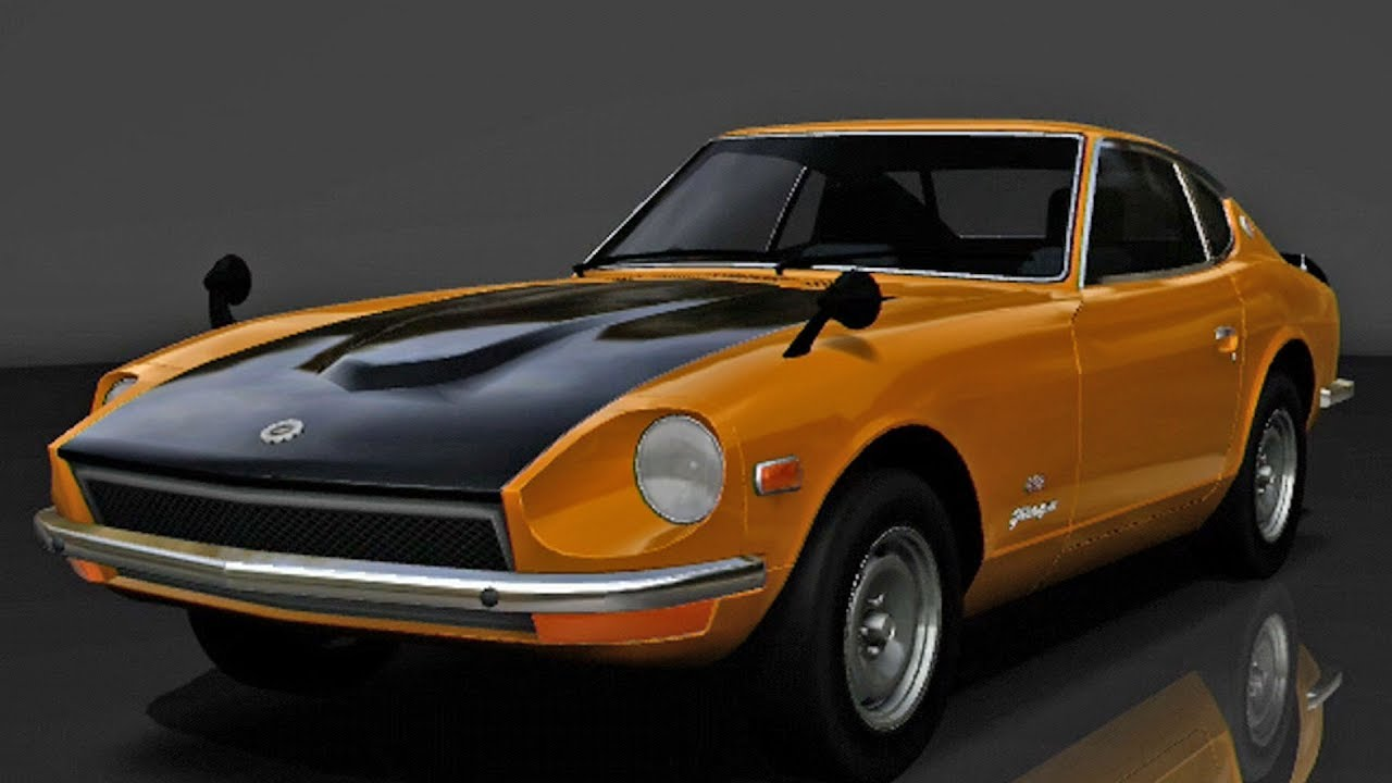 Forza Motorsport 2 Nissan Fairlady Z 432 R 1969 Test Drive Gameplay Hd 1080p60fps