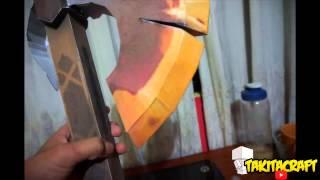 Papercraft Dota 2 Battlefury
