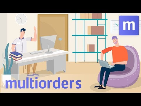 Inventory and Shipping Management Software Multiorders!