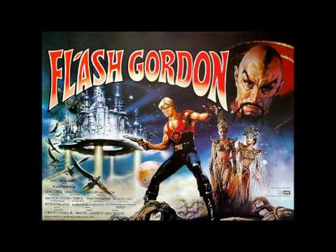 Flash S Theme By Queen Flash Gordon Soundtrack Youtube