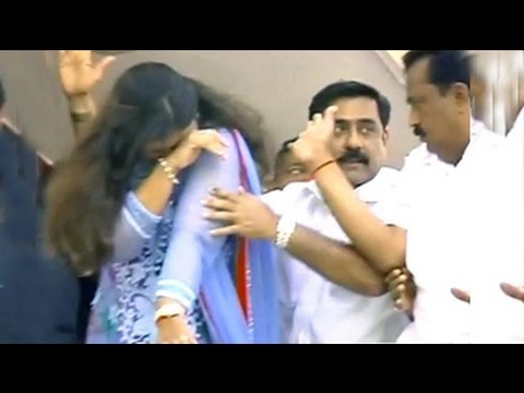 BJP's Pankaja Munde