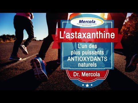 L'astaxanthine : l'un des antioxydants les plus puissants qu'offre la nature