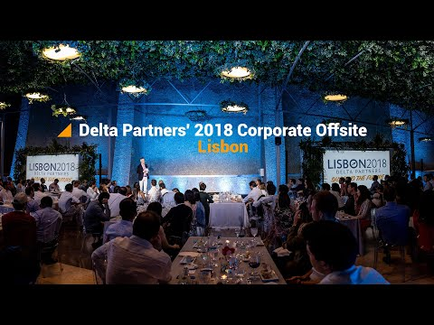 Delta Partners Corporate Offsite 2018 (Lisbon)
