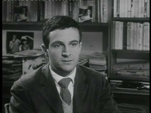 Interview de François Truffaut