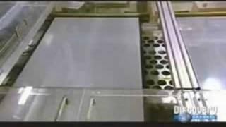 Como são fabricadas as Tvs de plasma