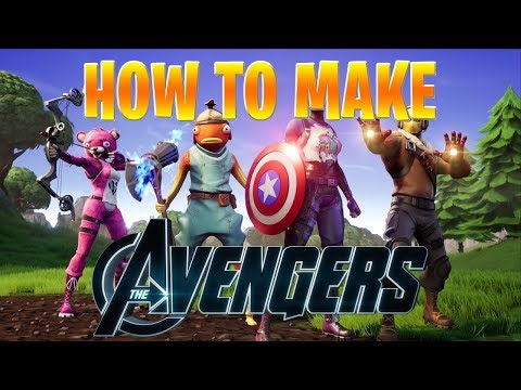 Avengers Theme Music Block Tutorial (With Map Code) thumbnail