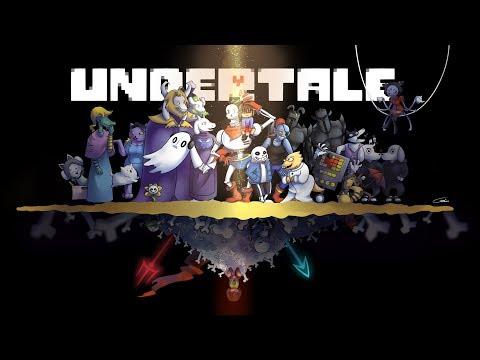 Комиксы по Undertale [Rus Dub by AA.Silver]