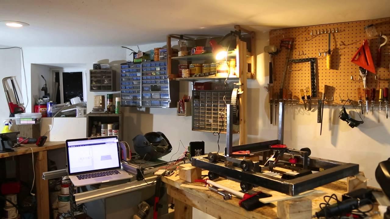 DIY CNC Router - Class Project: 7 Steps
