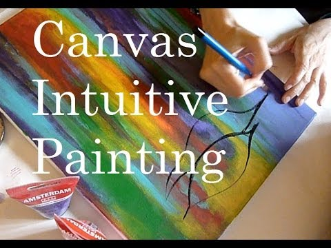 Fearless intuitive painting part 2