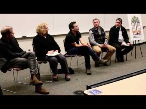 Visualizing Engagement: UVIC Sustainability Festival and Panel Discussion - October 29th 2014