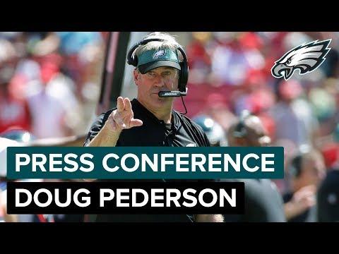 Head Coach Doug Pederson Discusses Jordan Matthews, Carson Wentz & More | Eagles Press Conference