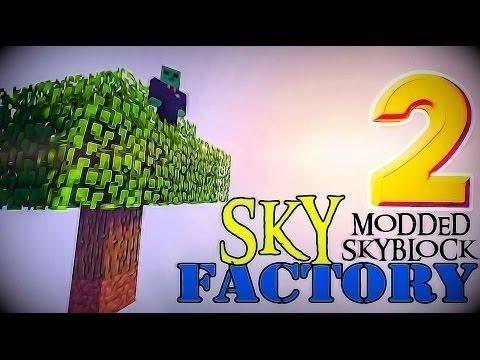 Il Solare ci porta a... - Skyfactory 2.5 E21