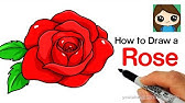 How To Draw A Rose Flower Easy From Letter S How To Draw From Alphabets Letters Drawing Youtube