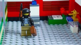 Lego -  Bank Robbery (Part 1)