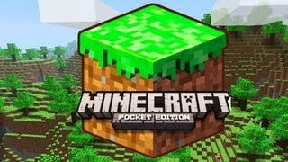 Minecraft Pocket Edition Official Trailer