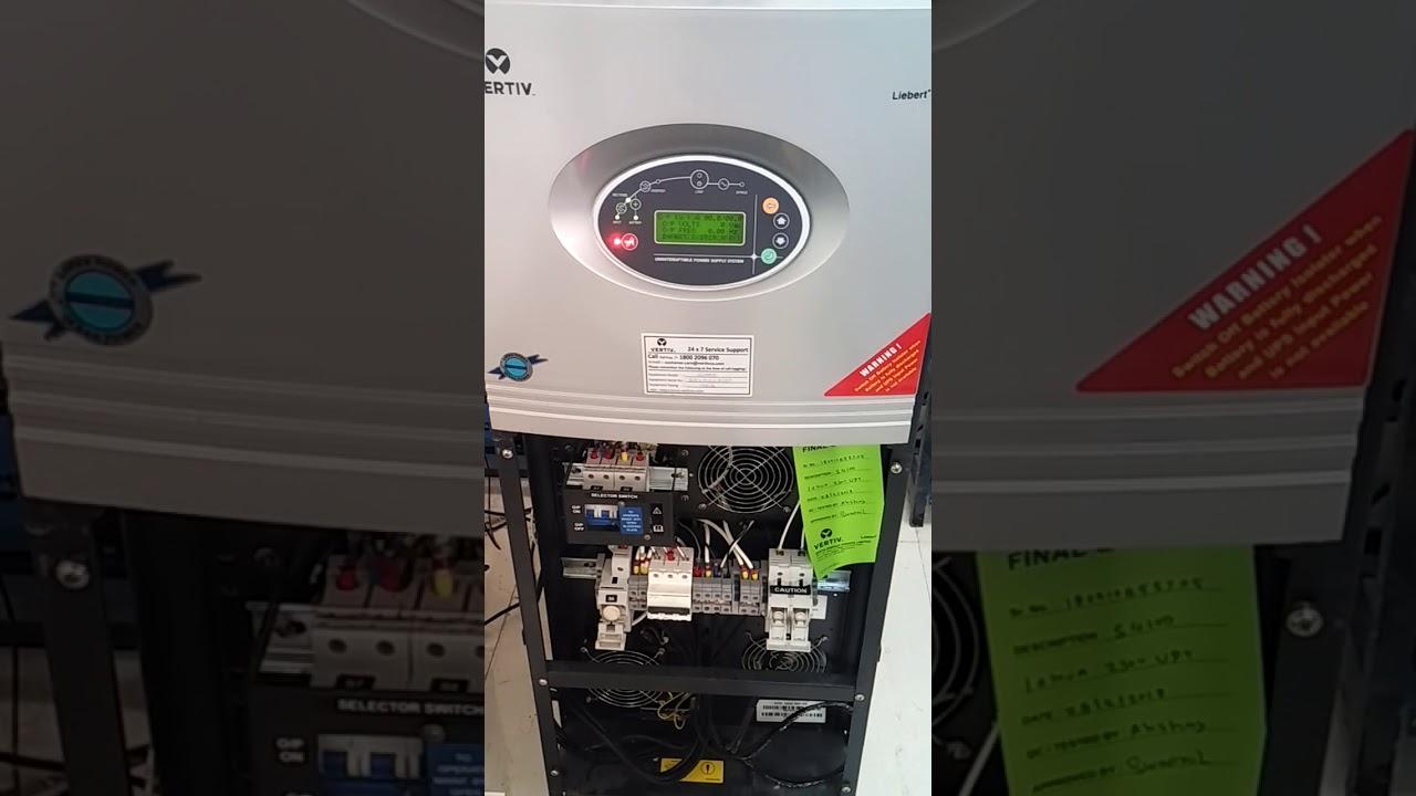 Vertiv Liebert S400D 10Kva UPS